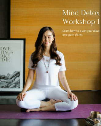 The Mind Detox 1 Workshop | 23rd June